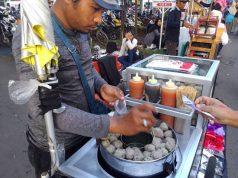 baso non mangkok Bogor - Baslok Baso Colok