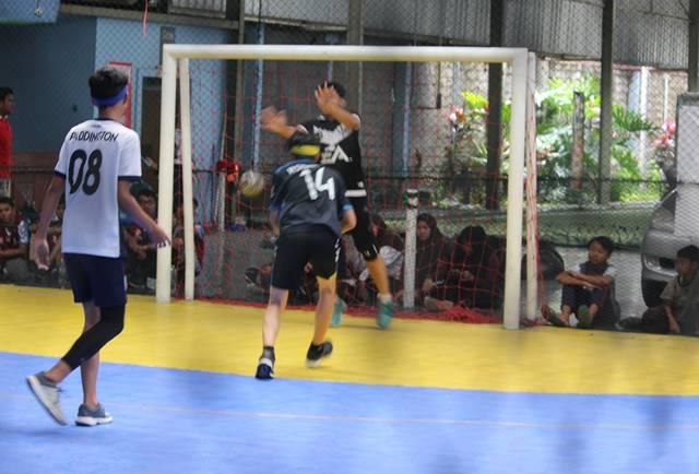 Ternyata Handball Bola Tangan Mulai populer di Bogor - Tim A SMA Negeri 10 Bogor VS SMA Negeri 2 Bogor
