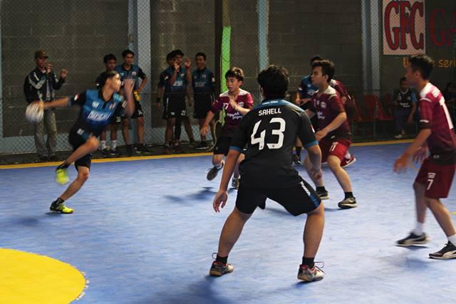 Ternyata Handball Bola Tangan Mulai populer di Bogor