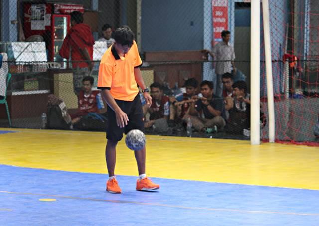 Yang Tersisa Dari Liga Handball - Bola Tangan SMA di Bogor 2018 - wasit membayangkan menjadi pemain