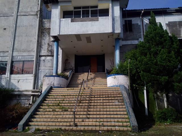 Galaxy Theater Bogor - dulu tempat elit anak muda Bogor nonton