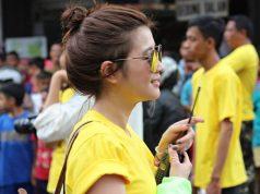 Warna warna cantik pemanis Bogor Street Festival