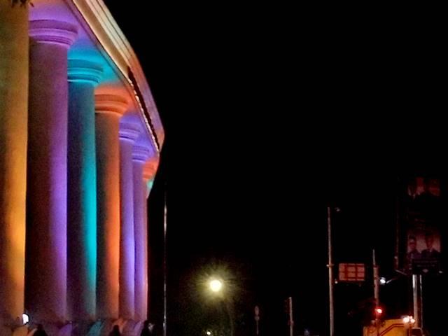warna warni tepas lawang salapan di malam hari C