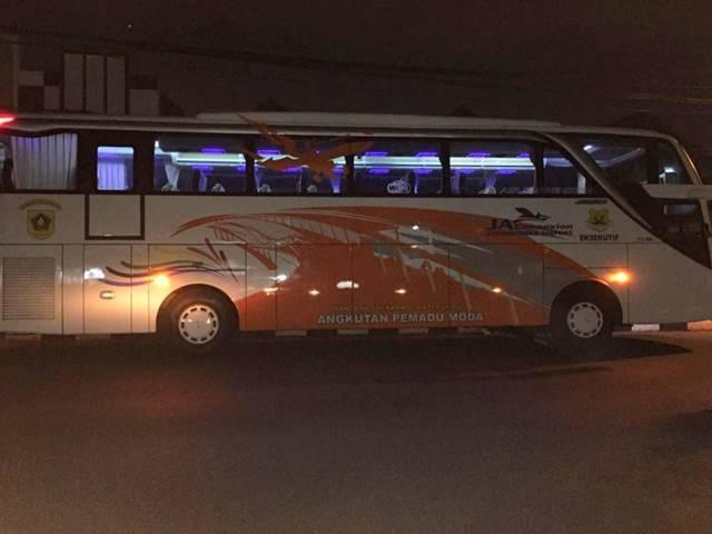 Jadwal Bus JA Connexion Bogor - Bandara Soekarno Hatta (Soetta) Pool Bukit Cimanggu City 3