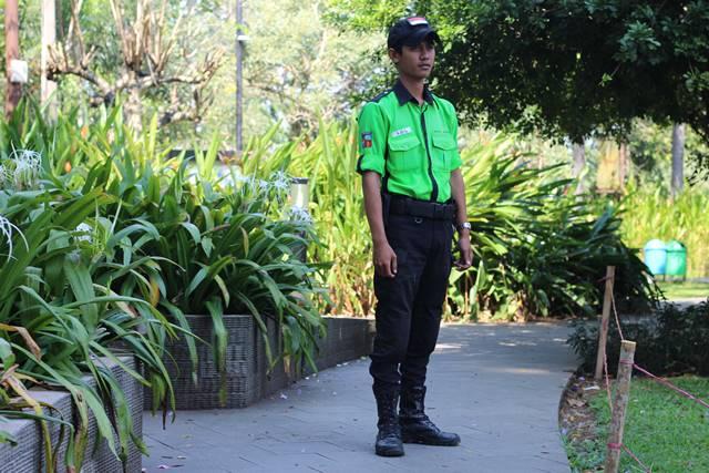 Seragam Baru Park Rangers, Sang Penjaga Taman Kota Bogor 2