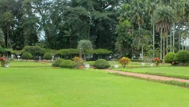 Taman Teijsmann Yang Menyejukkan Dari Berbagai Sudut J