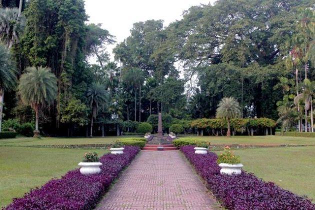Taman Teijsmann Yang Menyejukkan Dari Berbagai Sudut O
