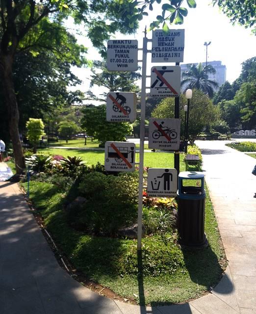 Tata Tertib Pengunjung Taman Kencana Yang Harus Dipatuhi 2