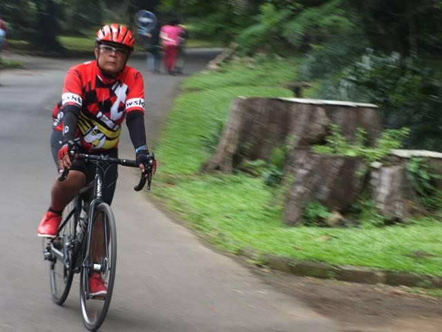 Tempat dan Cara Sewa Sepeda di Kebun Raya Bogor D