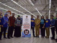 Toko modern dan pusat perbelanjaan Kota Bogor Tidak Menyediakan Kantong Plastik Mulai 1 Desember