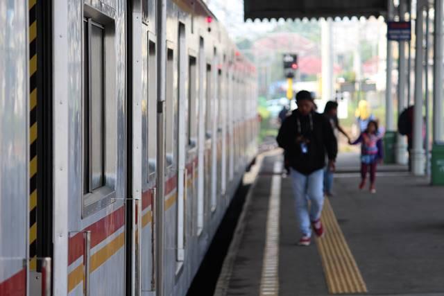 Cara Menuju Cikarang Dari Bogor Dengan Commuter Line B