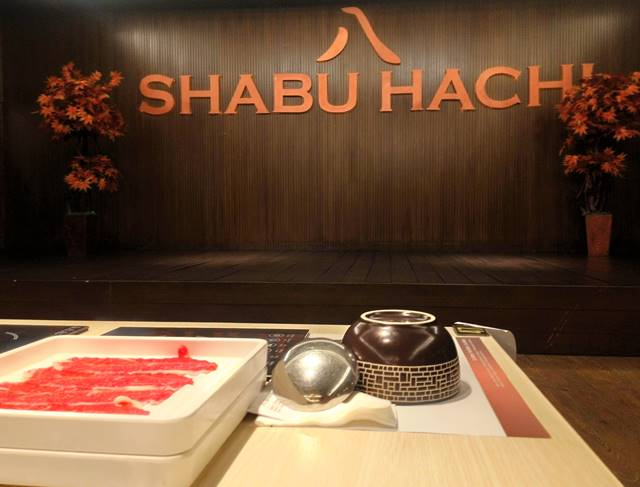 Butuh Waktu Untuk Makan Sepuasnya di Shabu Hachi