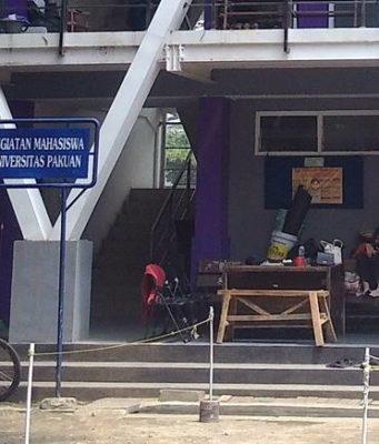 Gedung Pusat Kegiatan Mahasiswa Universitas Pakuan 2