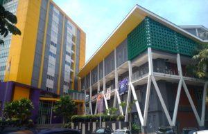 Kampus Universitas Pakuan - Ngejreng Euy Warnanya 4