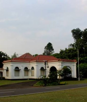Nusa Indah Guest House - Melchior Treub's House