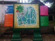 Peta Kebun Raya Bogor 5