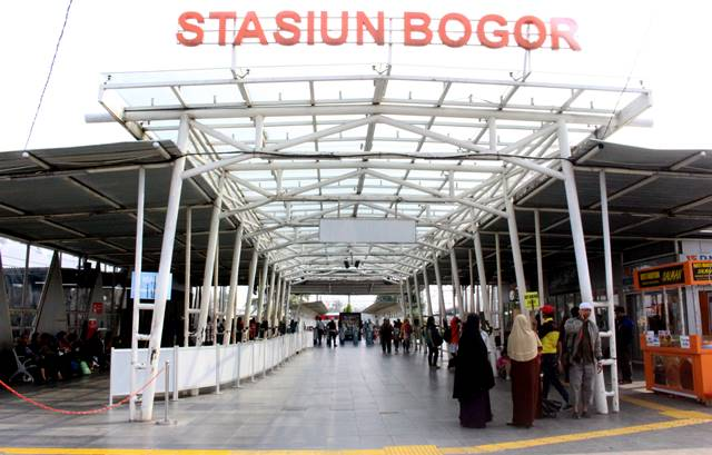 Cara Menuju Serpong Dari Bogor Menggunakan Commuter Line A
