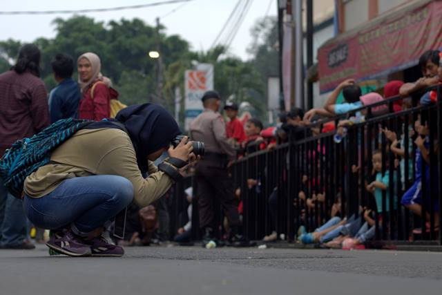 Bogor CGM Street Festival - ajang budaya pemersatu fotografer 2