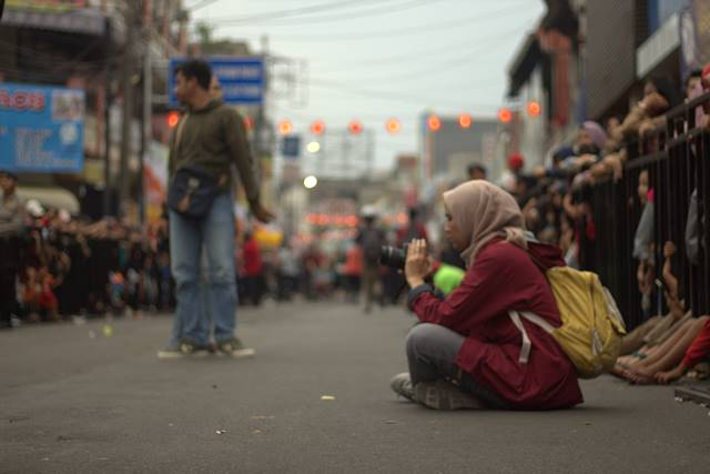 Bogor CGM Street Festival - ajang budaya pemersatu fotografer 3