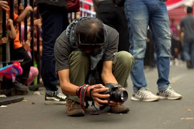 Bogor CGM Street Festival - ajang budaya pemersatu fotografer