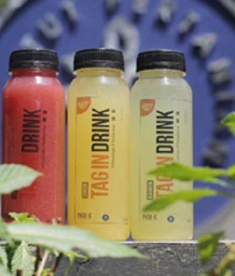 """""""Tag In Drink"""" Minuman Fitofarma Herbal Nusantara Inovasi Mahasiswa IPB 2"""