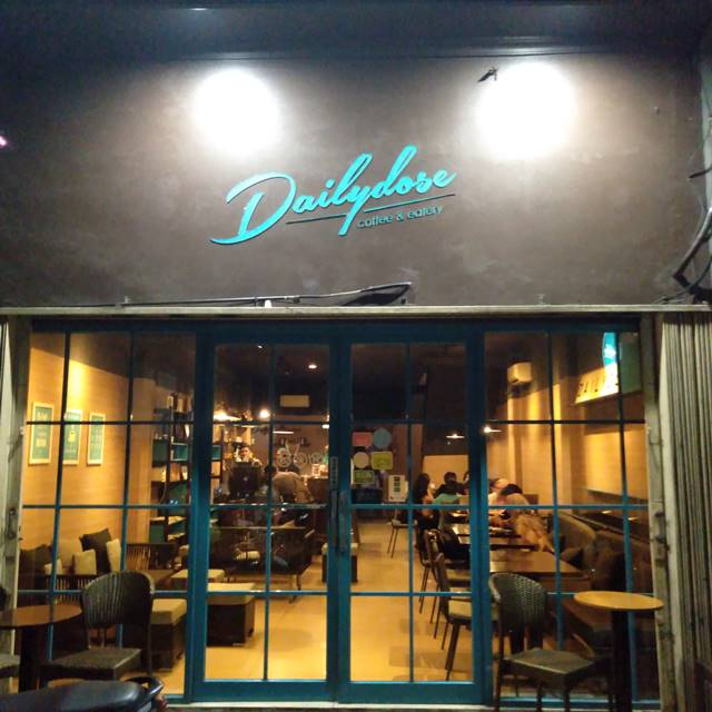 Dailydose Coffee And Eatery Bogor