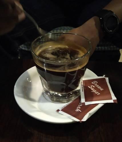 Dailydose Coffee And Eatery - Ngopi Sambil Baca Itu Sesuatu Banget Dah - menu kopi 2