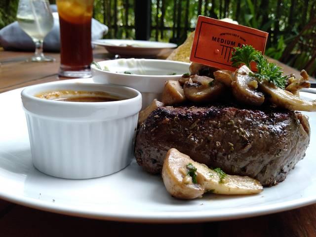 B'steak Grill And Pancake - Filet Mignon-nya Lezat Banget C