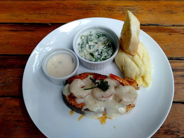 B'steak Grill And Pancake - Fillet Mignon-nya Lezat Banget E