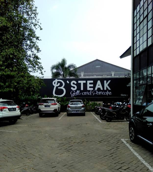 B'steak Grill And Pancake - Jalan Pajajaran Indah Bogor