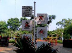 Aturan Tata Tertib Pengunjung Taman Heulang B