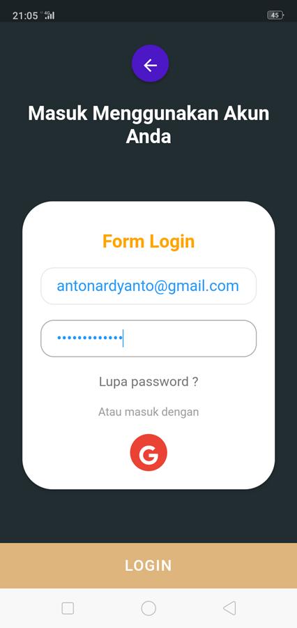 Login Booking Antrian Online MPP Mal Pelayanan Publik Kota Bogor