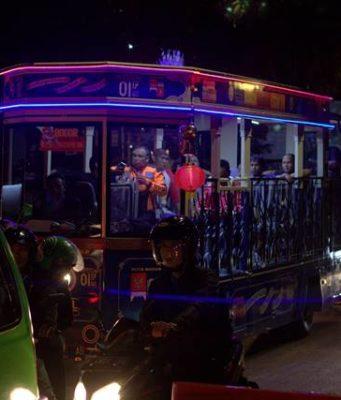 Yuk Keliling Kota Bogor Gratis Naik Bus Uncal C1