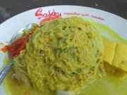 LAKSA BOGOR - Hidangan Kaki Lima Yang Tidak Pernah Gagal Mengundang Selera 3