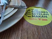 Menumbuhkan Budaya Beberes Setelah Makan Di Tempat Umum - Reffles Foodlife