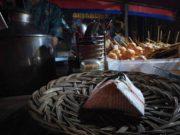 angkringan sabrina secuil Yogya di Taman Air Mancur 3