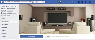jual beli tv led lcd & elektronik rumah tangga bogor