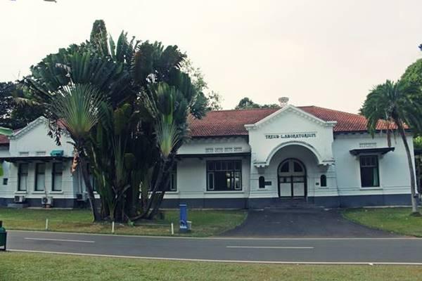 Bogor Tempo Doeloe - Laboratorium Treub Masih Berfungsi Hingga Sekarang A2