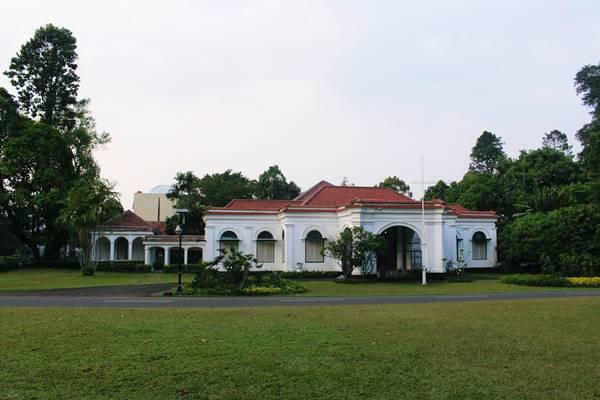 Bogor Tempo Doeloe - Rumah Melchior Treub Dulu Dan Sekarang