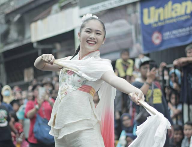 Lan Yang Dance, Para Tamu Cantik Duta Taiwan