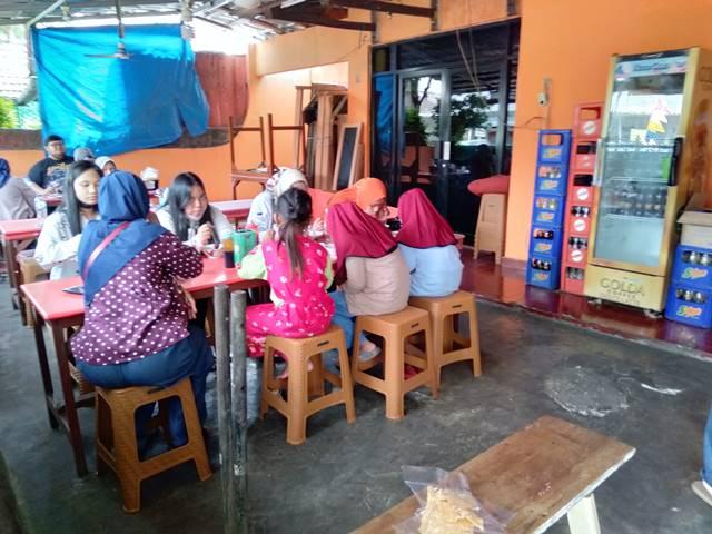 Tempat makan Bakso Gulung Bragi Jalan Palayu 15 Bogor